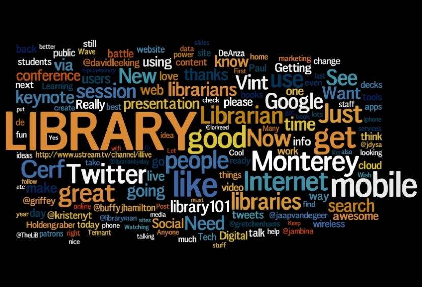 Griffey's Wordle from IL 2009 Tweets