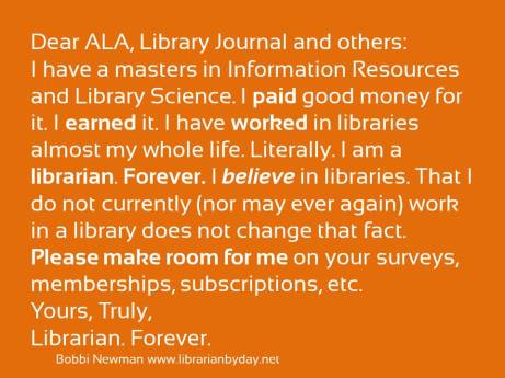 librarian forever